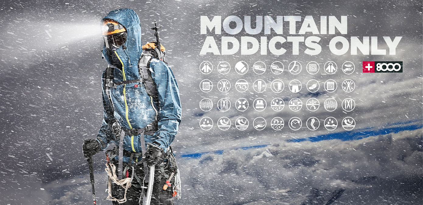 Mountain Addicts Only