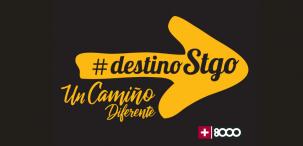 Destino Santiago y +8000