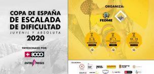 Copa de España de Escalada de Dificultad Campeonatos de España de Escalada