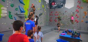 Deporte para toda la familia en Cereza Wall Plasencia