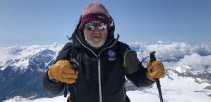 Juanito Oiarzabal parte para el Karakórum (Pakistán)