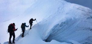 Un guía de montaña en el Mont Blanc (parte II)